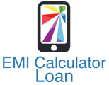 emi calculator loan logo