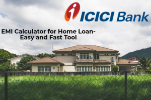 Calculate Emi Icici Home Loan Emi Calculator Emi Calculator